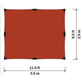 Hilleberg Tarp 10 UL - vert